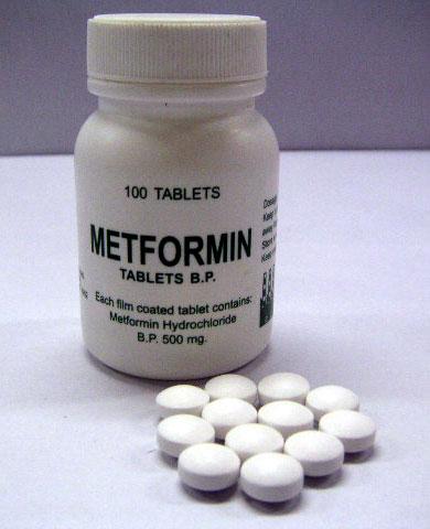 Tablet metformin